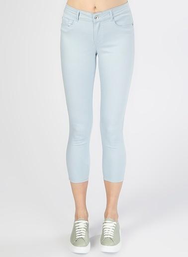 Vero Moda Pantolon Mavi